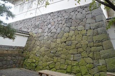 忍城櫓石垣