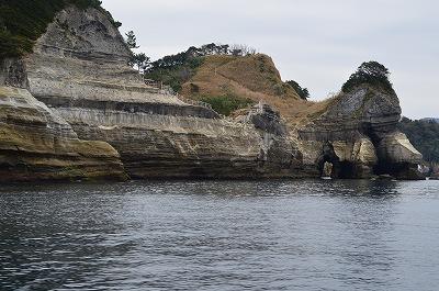 堂ヶ島の洞窟その1
