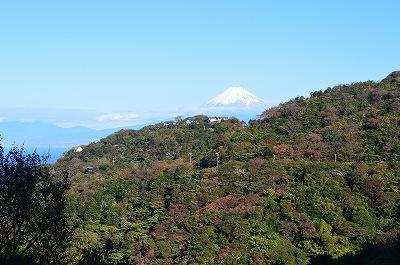 初めての巨大富士山