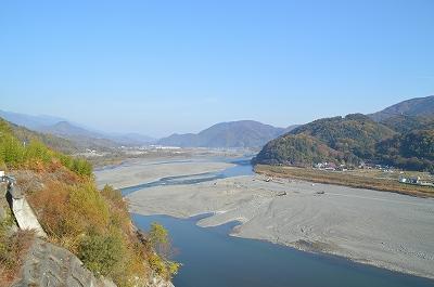 大いなる富士川