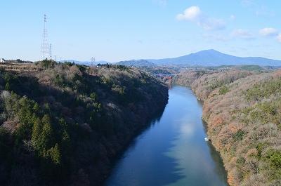 広大な木曽川