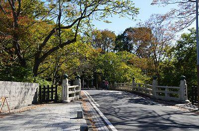 水戸城大手橋
