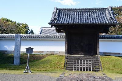 弘道館の旧入口