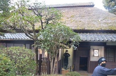 伊賀の忍者屋敷