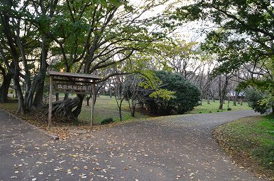 佐倉城三の丸跡