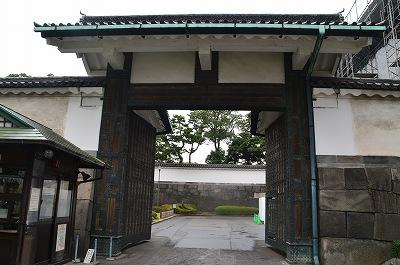 江戸城高麗門