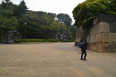 江戸城二の丸虎口