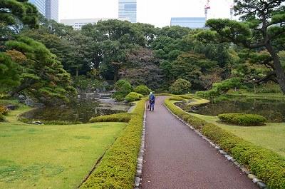 江戸城二の丸庭園