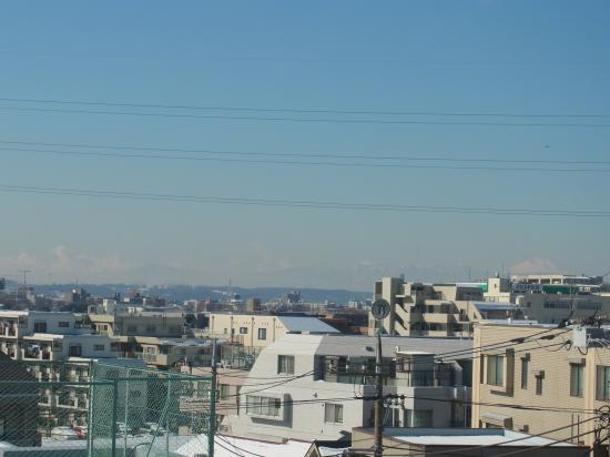 富士山 2011.2.15