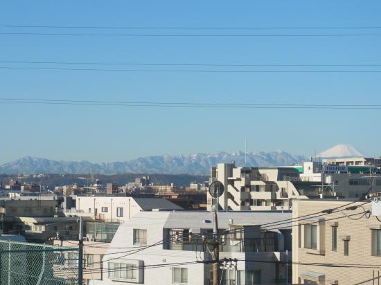 富士山2011.2.13