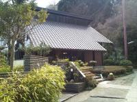 東慶寺入り口のカフェ