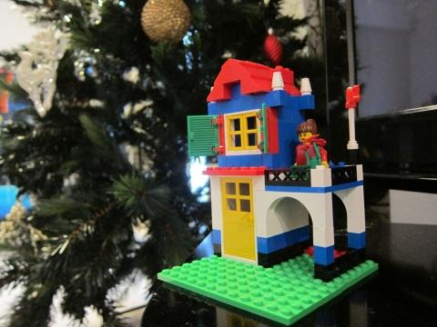 レゴハウス