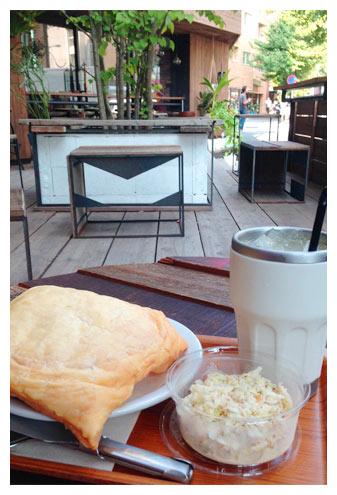 the deck coffee&pie
