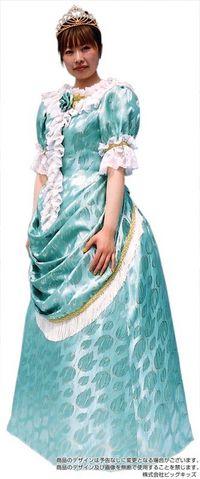 鹿鳴館風ドレス
