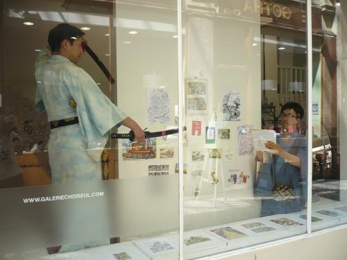 ogawa展示会
