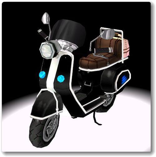 130927スクーター黒