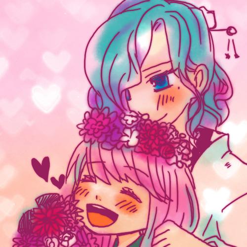 【遙か5イラスト】桜ゆき