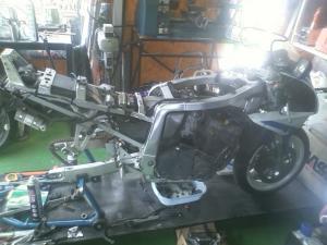 車体GSX-R