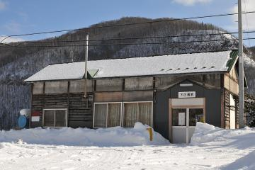 下白滝駅(2)