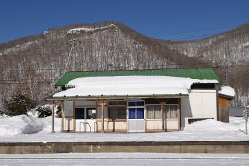 下白滝駅(5)