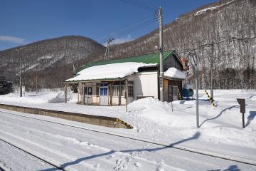 下白滝駅(6)