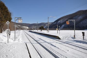 下白滝駅(9)