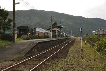 八東駅(12)