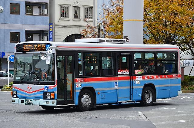 KL-HU2PMEE 京急バス