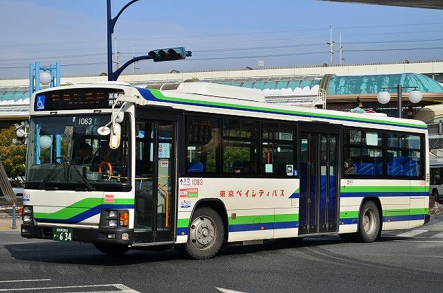 KL-HU2PMEE 東京ベイシティ交通