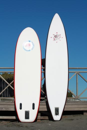 6inch SUP Board2