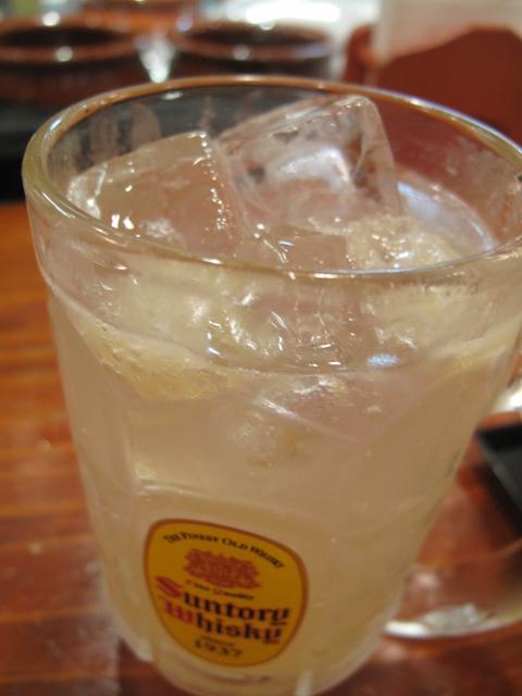 生搾りレモンハイボール