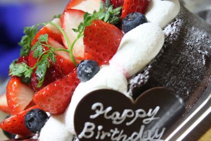 12月のケーキ 2