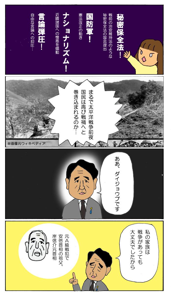 20130913安倍さん家だけ大丈夫訂正