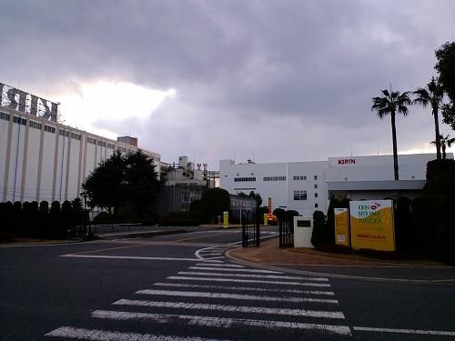 キリン工場