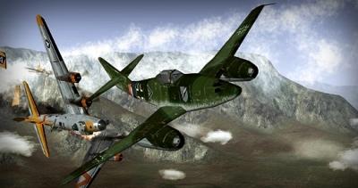 Me262A メッサー