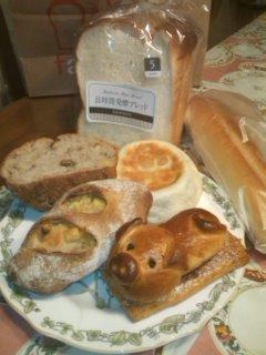 ブタさんパン