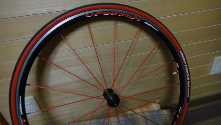 自転車の 自転車 パンク 原因 リム : ... 連続パンクとリムテープ交換