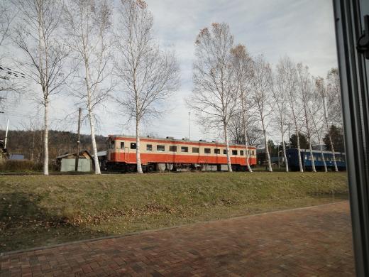 道の駅 あいおい 電車