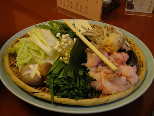 駒形屋 鍋宴席6