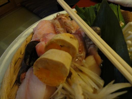 駒形屋 鍋宴席7