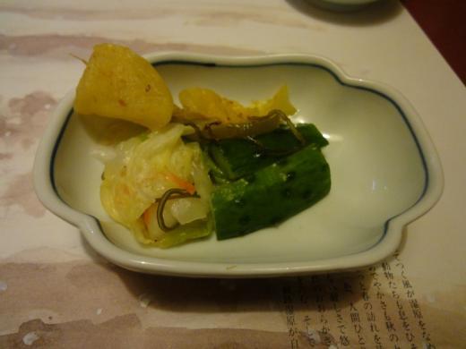 駒形屋 鍋宴席12