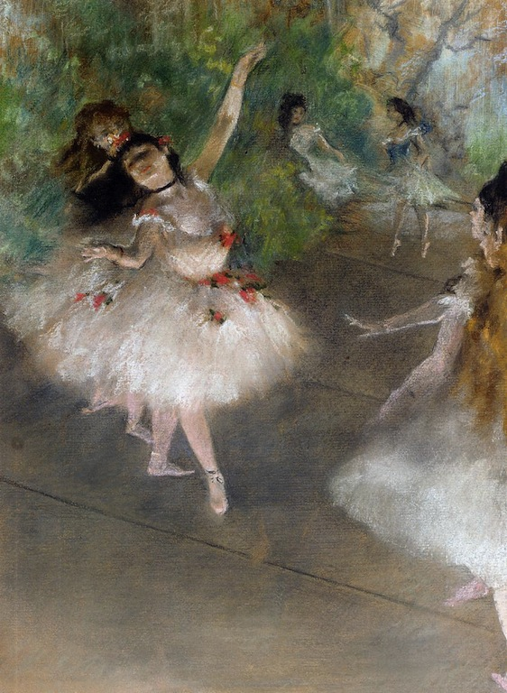 Dancers - Edgar Degas