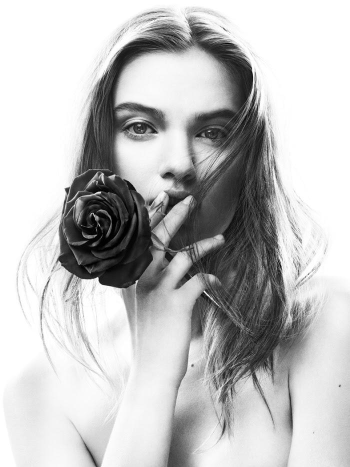Katie Fogarty by David Slijper | Flowers