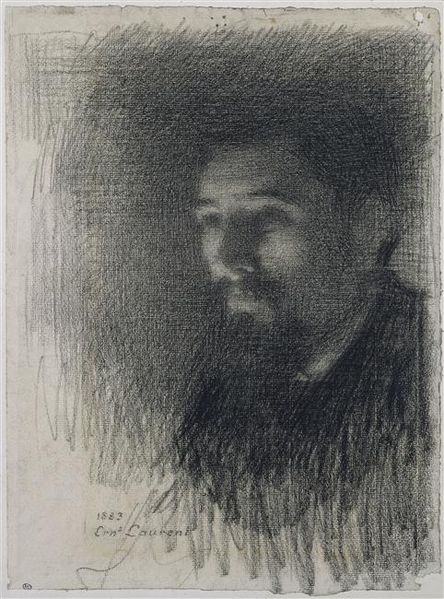 Ernest Laurent Seurat 1883