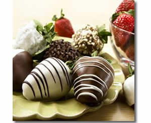 パースコアのチョコレート1