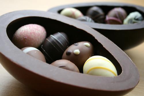 パースコアのチョコレート002