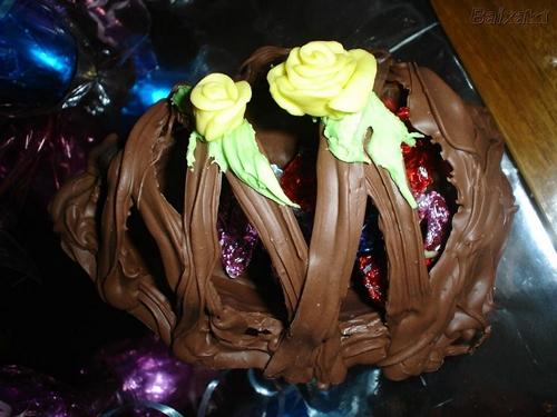 パースコアのチョコレート001
