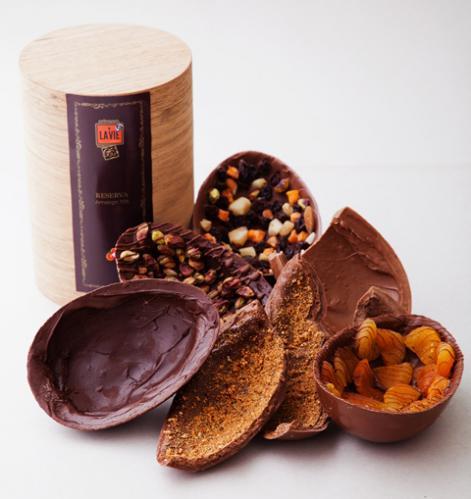 パースコアのチョコレート004