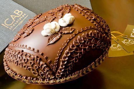 パースコアのチョコレート007