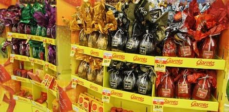 パースコアのチョコレートースーパー1